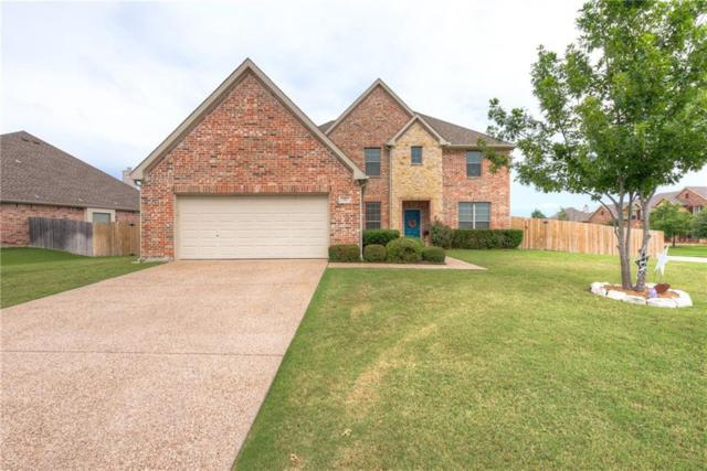 317 Country Lakes Drive, Argyle, TX 76226 (MLS #13628834) :: The Real Estate Station
