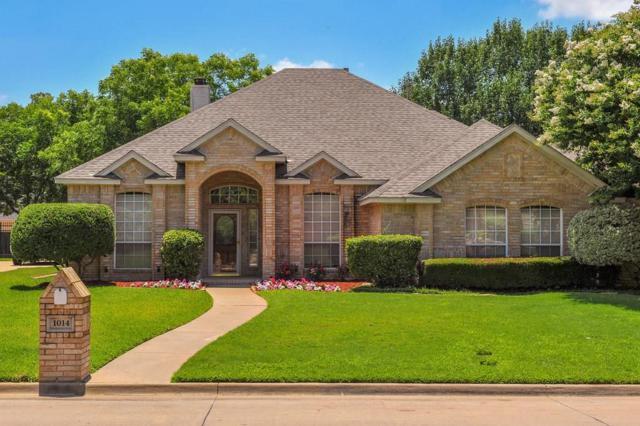 1014 Brook Arbor Drive, Mansfield, TX 76063 (MLS #13628849) :: RE/MAX Pinnacle Group REALTORS