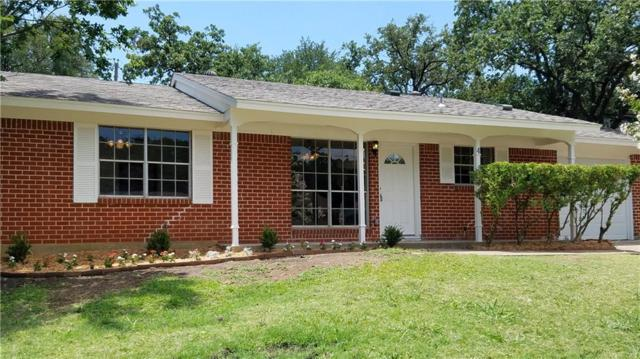 4 Somerset Terrace, Bedford, TX 76022 (MLS #13628917) :: The Mitchell Group