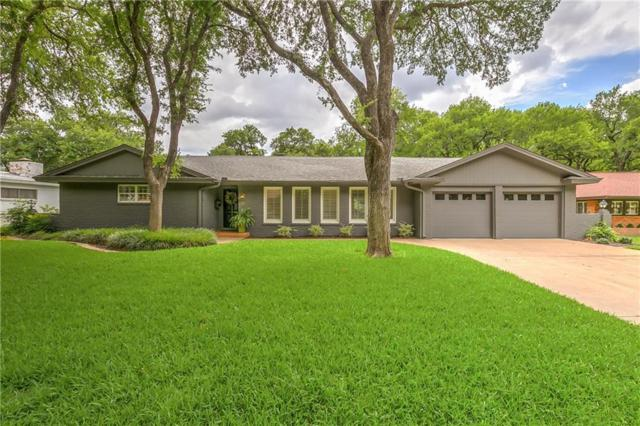 4308 Inwood Road, Fort Worth, TX 76109 (MLS #13628930) :: The Mitchell Group