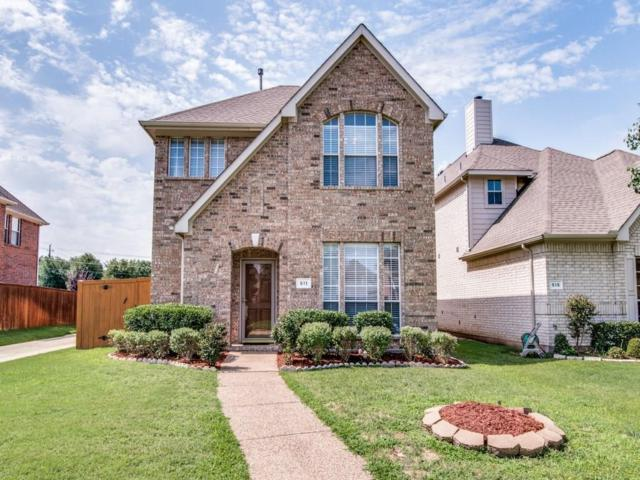 511 Hawken Drive, Coppell, TX 75019 (MLS #13629055) :: The Marriott Group