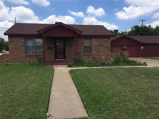 116 W King Street, Burleson, TX 76028 (MLS #13629228) :: Magnolia Realty