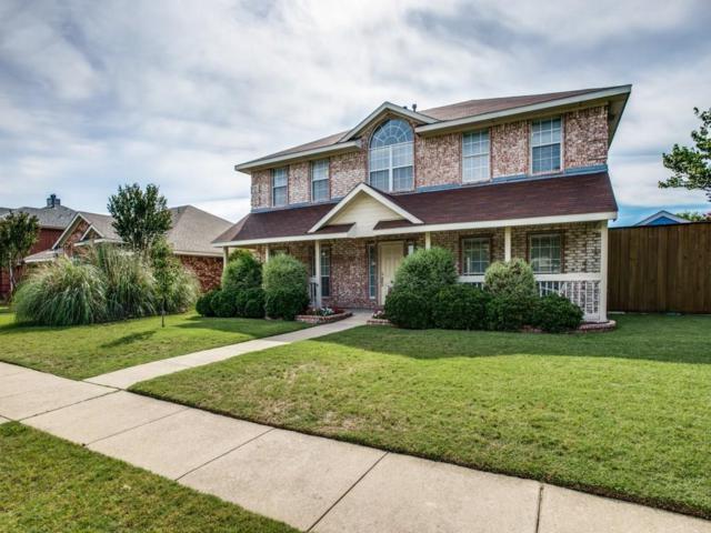 1315 Normandy Lane, Allen, TX 75002 (MLS #13629239) :: Frankie Arthur Real Estate