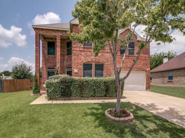 4617 Baskerville Drive, Garland, TX 75043 (MLS #13629307) :: Exalt Realty