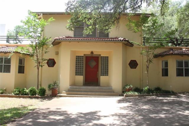 307 Cedar Street, Glen Rose, TX 76043 (MLS #13629407) :: Team Hodnett