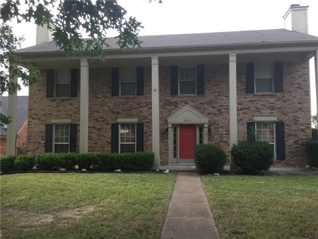 805 Priscilla Lane, Desoto, TX 75115 (MLS #13629444) :: RE/MAX Pinnacle Group REALTORS