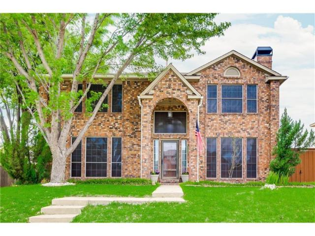 7333 Angel Fire Drive, Plano, TX 75025 (MLS #13629487) :: Team Tiller