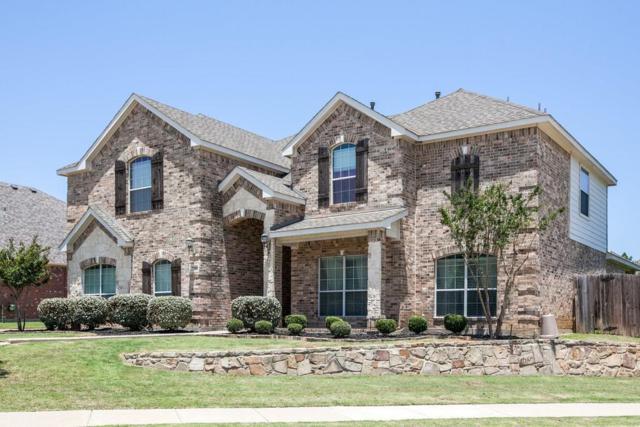 7709 Hinkley Oak Drive, Denton, TX 76208 (MLS #13629490) :: Team Tiller
