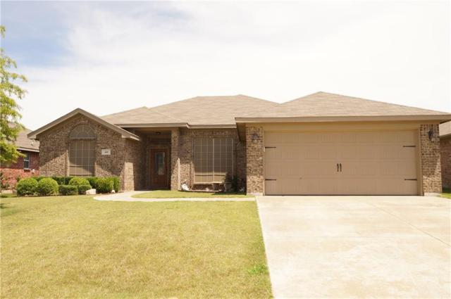 441 Nutmeg, Burleson, TX 76028 (MLS #13629557) :: Century 21 Judge Fite Company