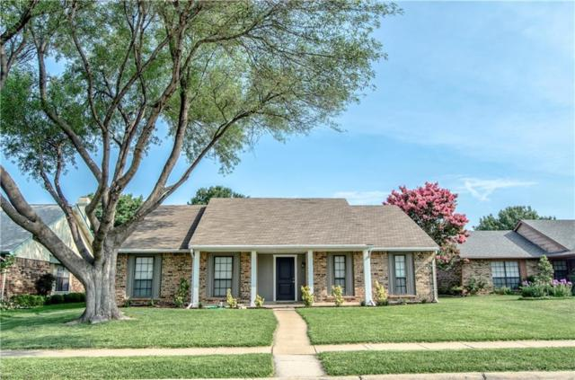 4216 Ireland Drive, The Colony, TX 75056 (MLS #13629636) :: The Good Home Team