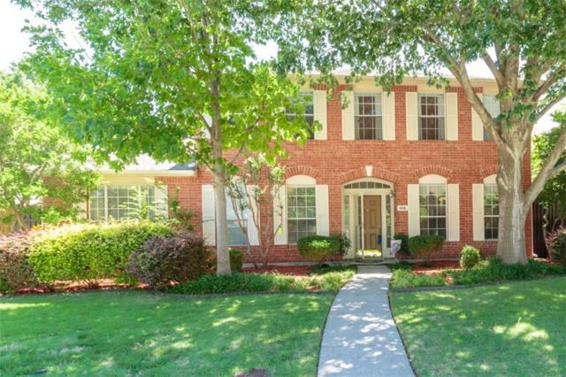 906 Meadow Park Drive, Allen, TX 75002 (MLS #13629669) :: The Good Home Team