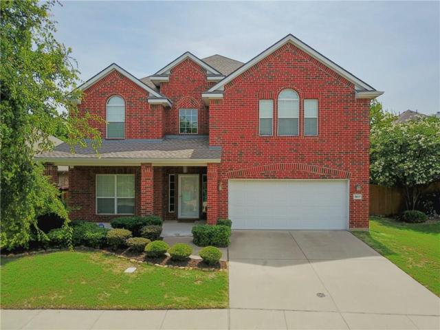 3617 Camino Trail, Mckinney, TX 75070 (MLS #13629761) :: Robbins Real Estate
