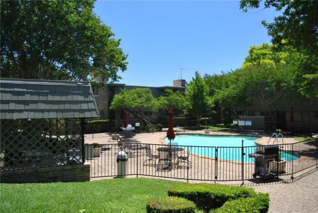7700 Meadow Road #212, Dallas, TX 75230 (MLS #13629975) :: Frankie Arthur Real Estate
