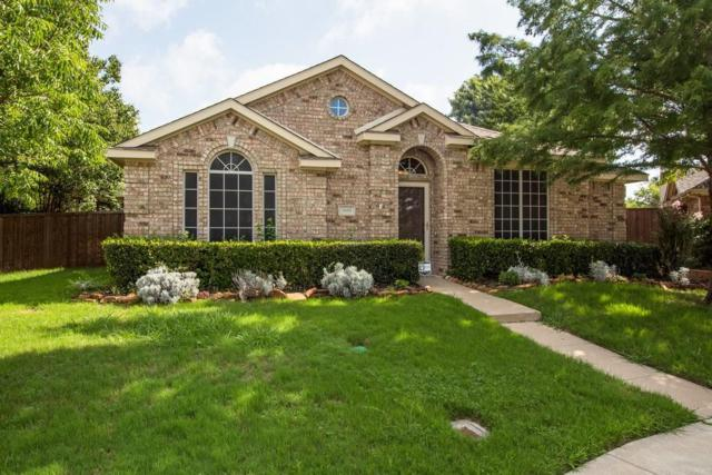 1605 Castle Rock Drive, Lewisville, TX 75077 (MLS #13629976) :: Team Tiller