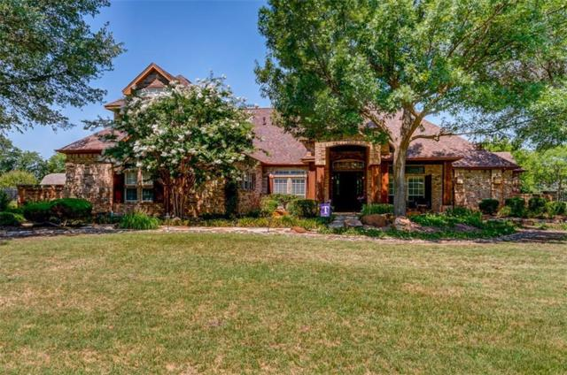209 Shadow Wood Drive, Argyle, TX 76226 (MLS #13630002) :: The Real Estate Station