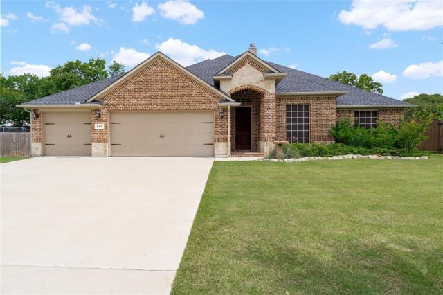 904 Regency Court, Denton, TX 76210 (MLS #13630004) :: Real Estate By Design