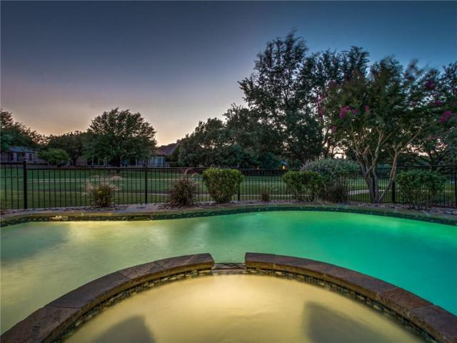 15 Fairway Drive, Frisco, TX 75034 (MLS #13630060) :: The Cheney Group