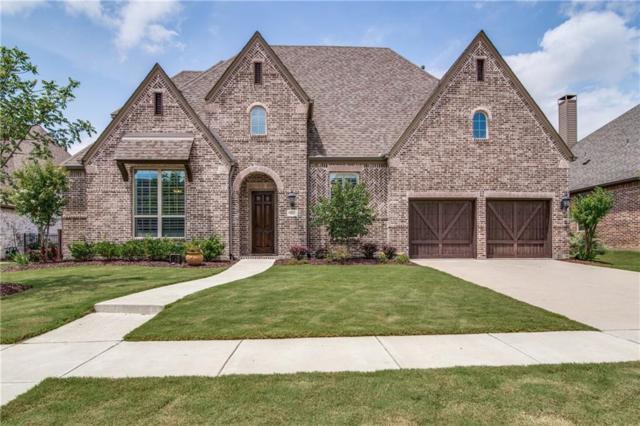 4261 Mesa Drive, Prosper, TX 75078 (MLS #13630199) :: Real Estate By Design