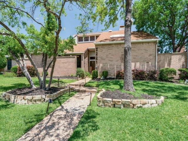 2221 Burgundy Drive, Carrollton, TX 75006 (MLS #13630263) :: Robbins Real Estate