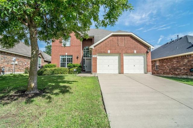 9614 Links Fairway Drive, Rowlett, TX 75089 (MLS #13630293) :: The Good Home Team