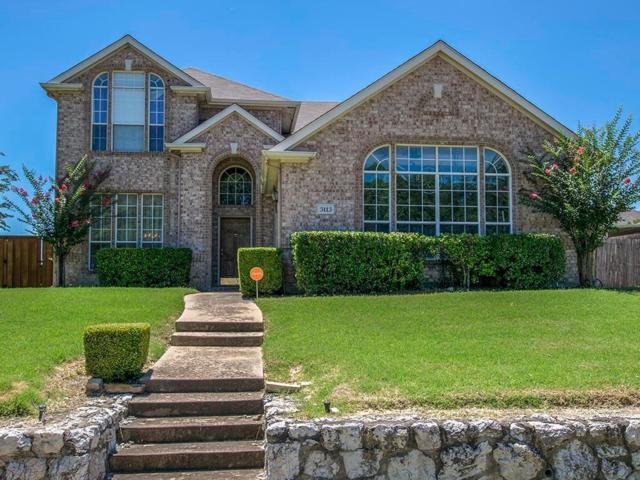 3113 Harbor Pointe Drive, Rowlett, TX 75088 (MLS #13630381) :: The Good Home Team