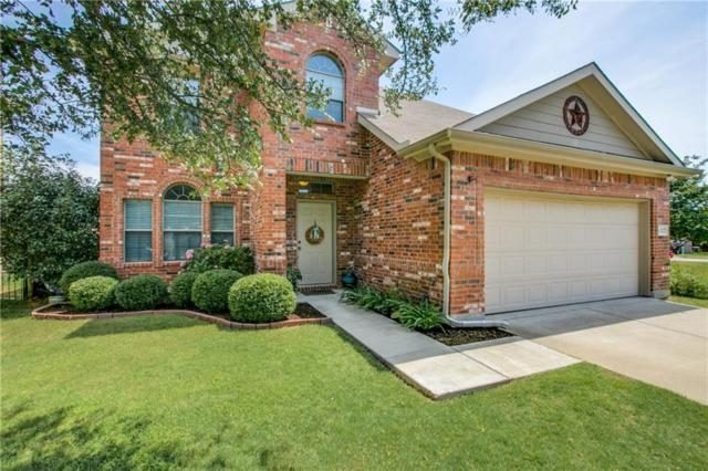 1217 Shamrock Drive, Flower Mound, TX 75028 (MLS #13630421) :: Frankie Arthur Real Estate