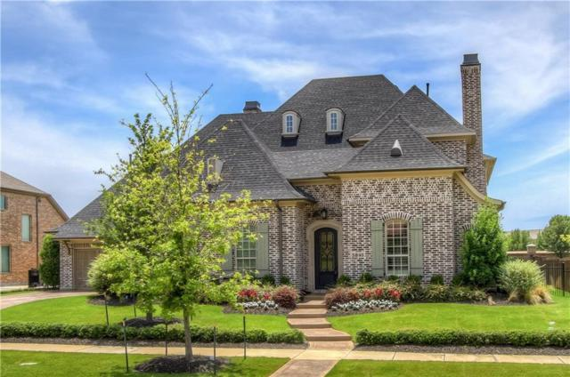 3841 Shady Creek Court, Frisco, TX 75033 (MLS #13630562) :: The Cheney Group