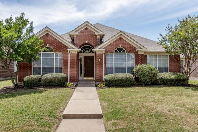 6917 Chateau Drive, Frisco, TX 75035 (MLS #13630572) :: Frankie Arthur Real Estate