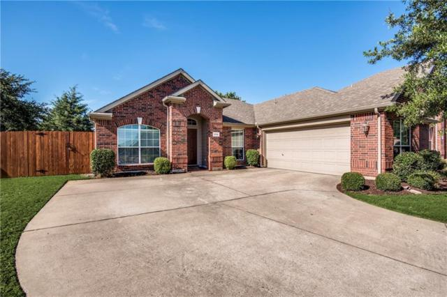 1556 Sleepy Hollow Drive, Allen, TX 75002 (MLS #13630573) :: The Cheney Group