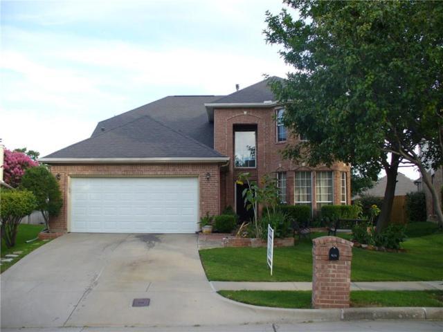 4636 Parkmount Drive, Fort Worth, TX 76137 (MLS #13630630) :: Century 21 Judge Fite Company