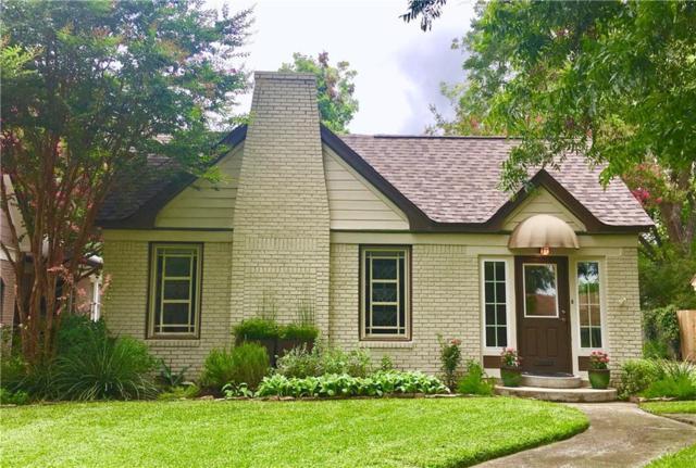 616 Valencia Street, Dallas, TX 75223 (MLS #13631040) :: Century 21 Judge Fite Company