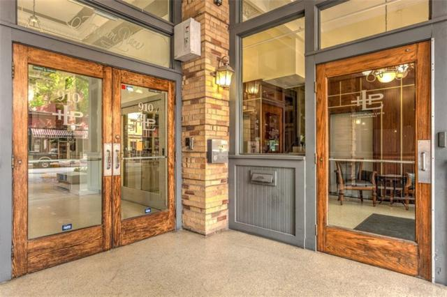 910 Houston Street #201, Fort Worth, TX 76102 (MLS #13631102) :: The Mitchell Group