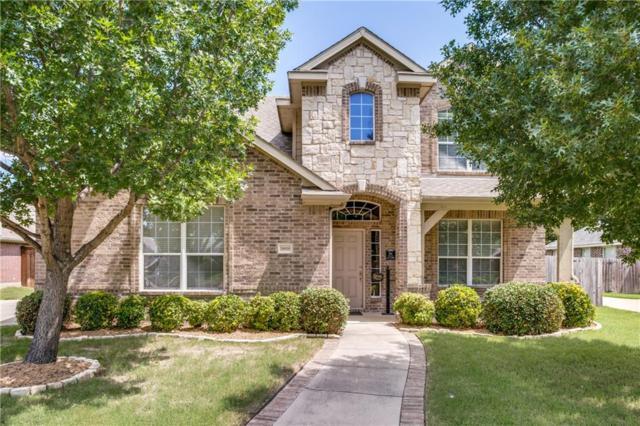 3809 Park Wood Drive, Corinth, TX 76208 (MLS #13631200) :: Team Tiller
