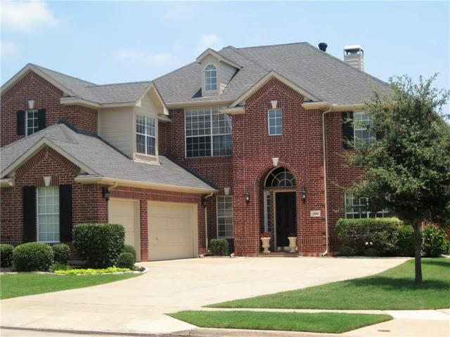 5100 Ironwood Court, Flower Mound, TX 75028 (MLS #13631222) :: RE/MAX Elite
