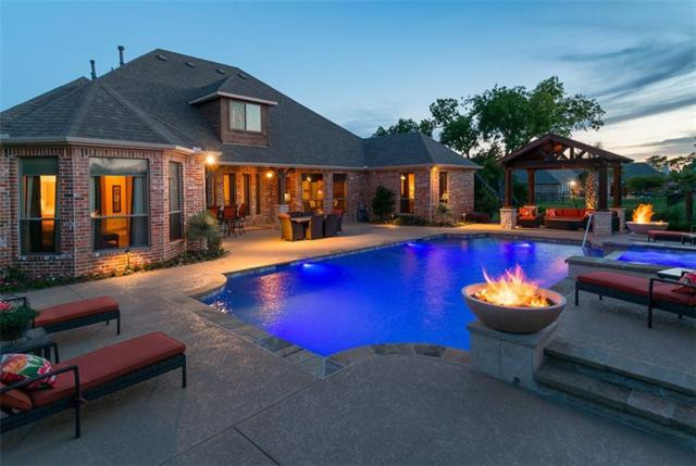 1641 Highland Meadows Court, Prosper, TX 75078 (MLS #13631304) :: The Cheney Group