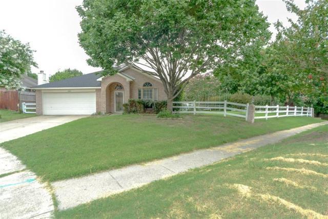 1202 Steeple Ridge Court, Mckinney, TX 75069 (MLS #13631346) :: Frankie Arthur Real Estate