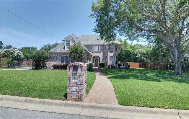 1501 Rosewood Drive, Keller, TX 76248 (MLS #13631376) :: RE/MAX Elite