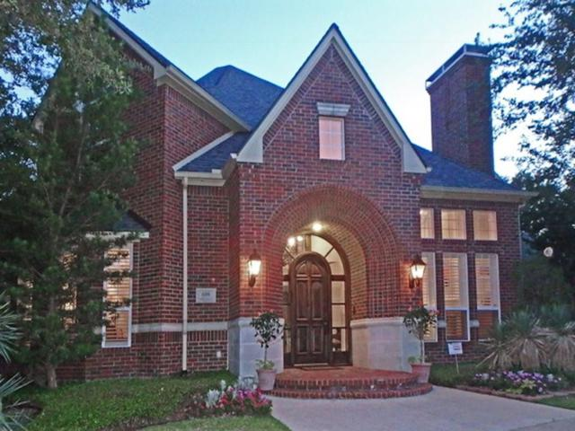 609 Cambridge Manor Lane, Coppell, TX 75019 (MLS #13631430) :: The Marriott Group