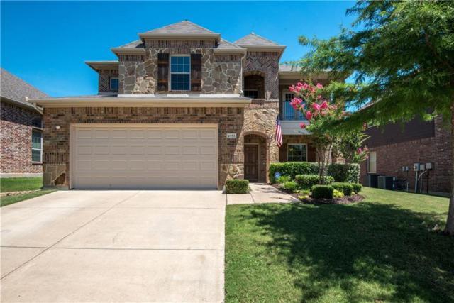 4953 Grinstein Drive, Fort Worth, TX 76244 (MLS #13631434) :: RE/MAX Pinnacle Group REALTORS