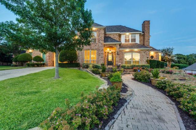 4703 Summit Hill Court, Colleyville, TX 76034 (MLS #13631487) :: The Marriott Group