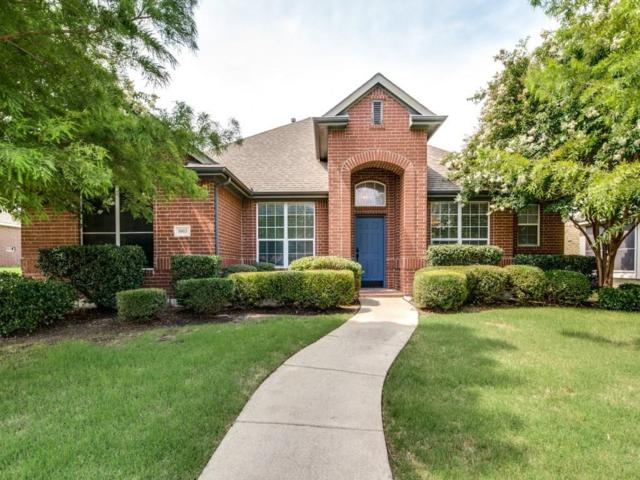 1603 Whispering Glen Drive, Allen, TX 75002 (MLS #13631601) :: Robbins Real Estate