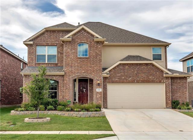 4325 Eagleglen Drive, Fort Worth, TX 76244 (MLS #13631621) :: The Marriott Group