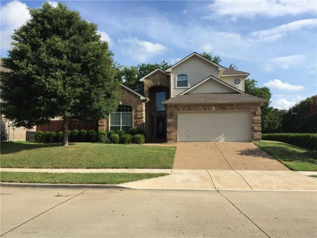 7405 Fossil Ridge Drive, Frisco, TX 75034 (MLS #13631636) :: The Cheney Group