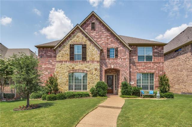 2417 Lady Of The Lake Boulevard, Lewisville, TX 75056 (MLS #13631647) :: Real Estate By Design