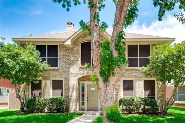 976 Cassion Drive, Lewisville, TX 75067 (MLS #13631673) :: Frankie Arthur Real Estate