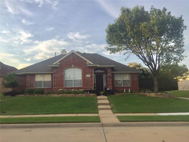 865 Summit Pointe, Lewisville, TX 75077 (MLS #13631722) :: Frankie Arthur Real Estate