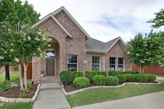 7443 Glasshouse Walk, Frisco, TX 75035 (MLS #13631740) :: Team Tiller