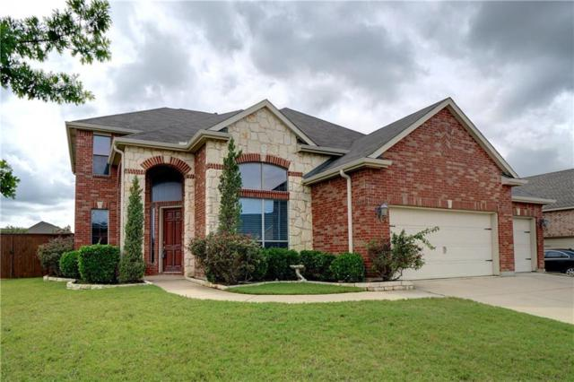 12701 Campolina Way, Fort Worth, TX 76244 (MLS #13631742) :: Team Hodnett