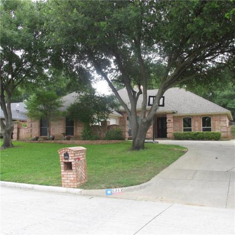 1312 Spyglass Drive, Mansfield, TX 76063 (MLS #13631786) :: RE/MAX Pinnacle Group REALTORS