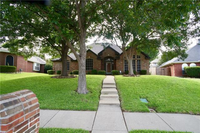 2067 Heather Glen Drive, Lewisville, TX 75067 (MLS #13631797) :: Team Tiller